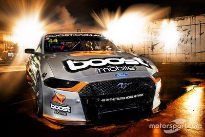 Boost Mobile Racing Tickford partnership