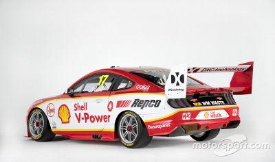 Shell V-Power Racing Team launch