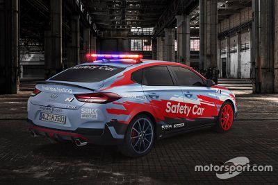 Presentazione Hyundai safety car