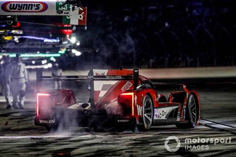 #31 Action Express Racing Cadillac DPi: Феліпе Наср, Ерік Карран, Піпо Дерані