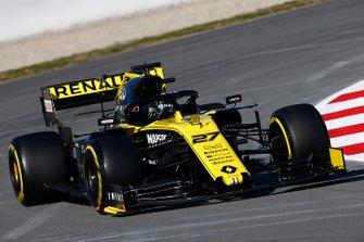 Nico Hulkenberg, Renault Sport F1 Team R.S. 19