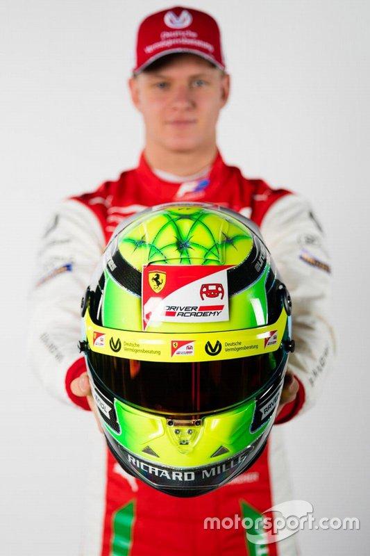 Шолом Міка Шумахера, Prema Racing