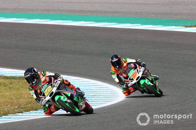 Kazuki Masaki, RBA Racing Team, Makar Yurchenko, RBA Racing Team