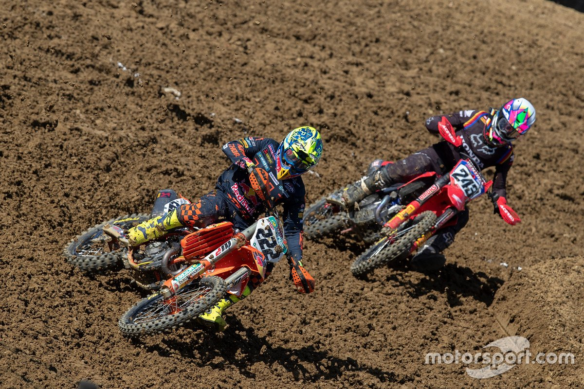 Tony Cairoli, Red Bull KTM Factory Racing, Tim Gajser, Team HRC