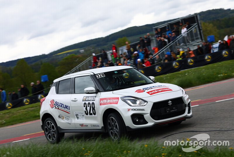 Marcel Muzzarelli, Suzuki Swift Sport