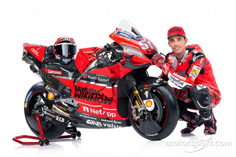 Prezentacja Mission Winnow Ducati