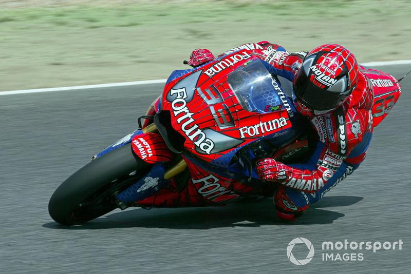 Marco Melandri, Tech 3 Yamaha - Portuguese GP 2004