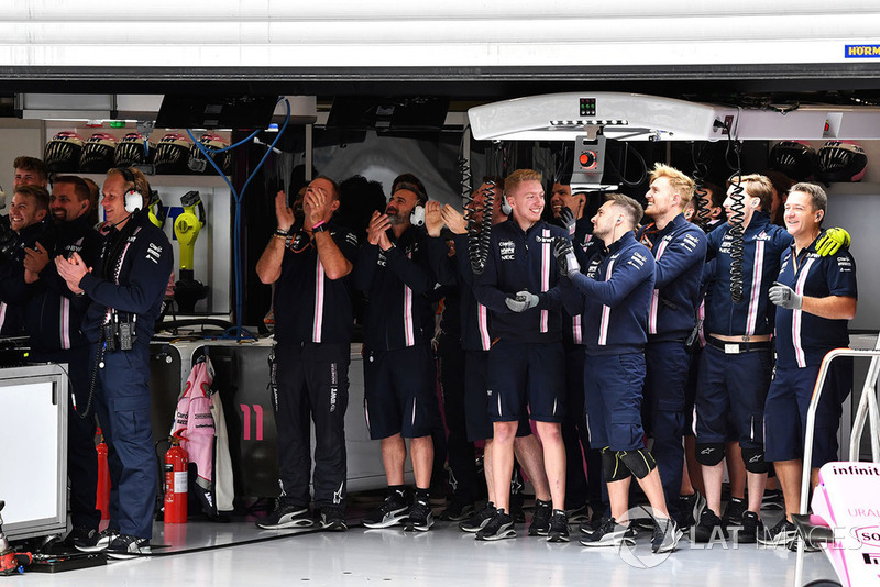 Racing Point Force India F1 Team
