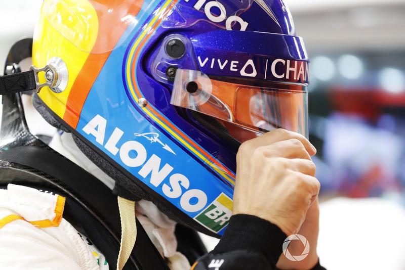 7 місце — Фернандо Алонсо, McLaren. Умовний бал — 11,89