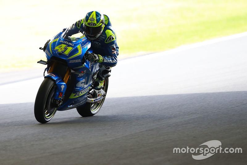 6. Aleix Espargaro, Team Suzuki Ecstar MotoGP