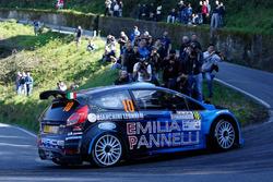 Antonio Rusce e Sauro Farnocchia, Ford Fiesta R5, GB Motros