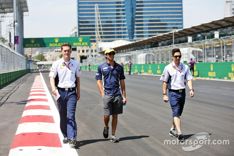Felipe Nasr, Sauber F1