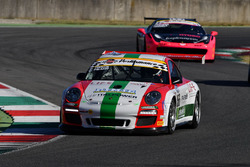 Porsche 997Cup #156, Trentin-Palazzo, Drive Technology