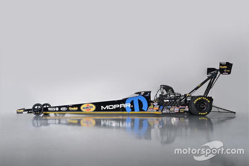 Don Schumacher Racing, annuncio