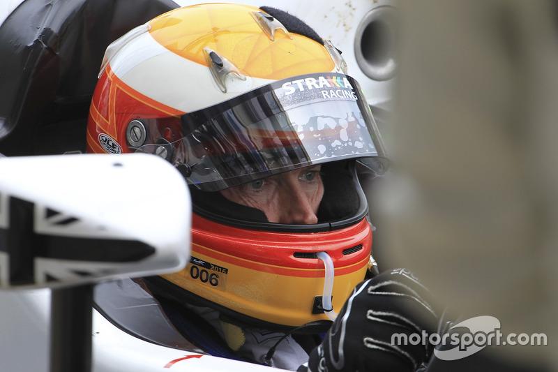 Jonny Kane, Strakka Racing