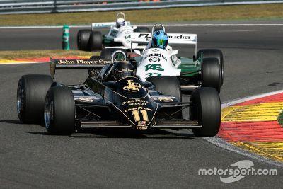Masters Historic: Spa-Francorchamps