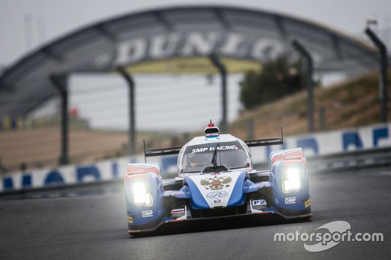 #37 SMP Racing BR01 Nissan: Віталій Петров, Віктор Шайтар, Кирило Ладигін