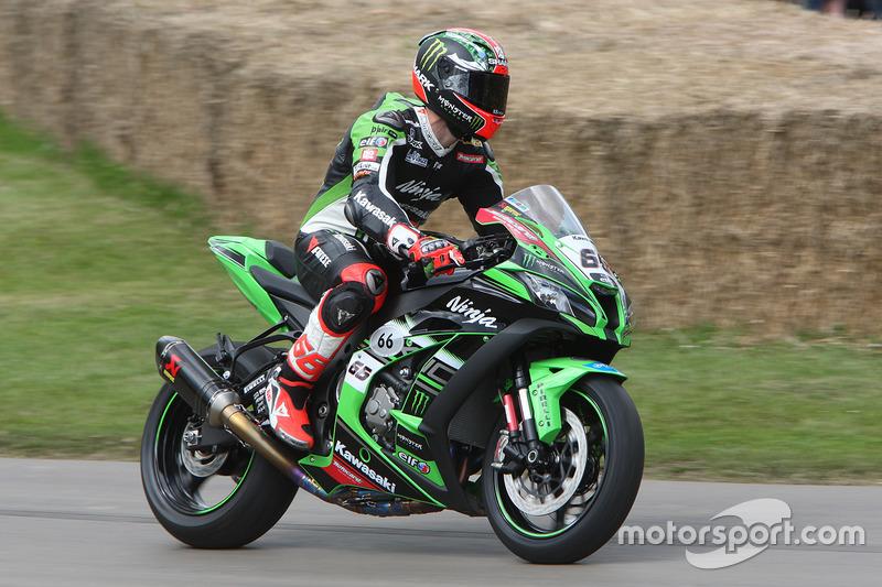 Tom Sykes, Kawasaki ZX10R