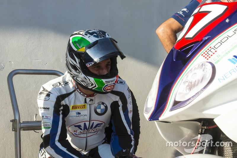 Lorenzo Lanzi, BMW