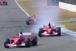 Ferraris em Hockenheim