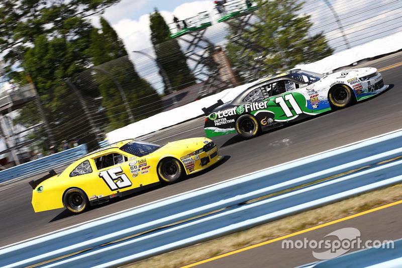 Scott Heckert, Ford, Blake Koch, Chevrolet