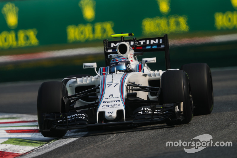 5: Валттері Боттас, Williams FW38