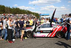 Машина Екатерины Седых, Nissan Silvia S15