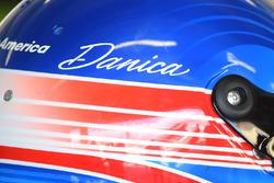 Helm von Danica Patrick, Stewart-Haas Racing
