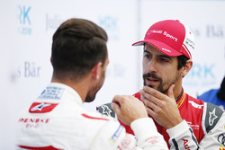 Lucas di Grassi, Audi Sport ABT Schaeffler, with Jose Maria Lopez, Dragon Racing
