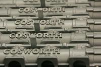 Детали мотора Cosworth