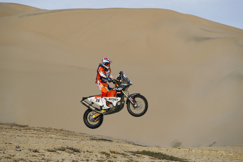 #28 KTM: Emanuel Gyenes