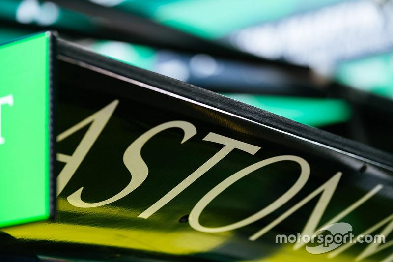Aston Martin Racing Aston Martin Vantage AMR