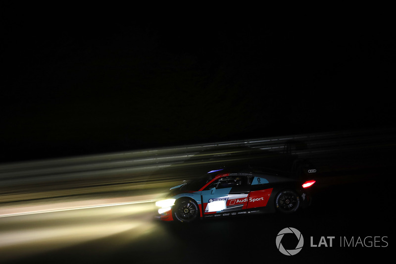 #8 Audi Sport Team WRT Audi R8 LMS GT3: Rene Rast, Robin Frijns, Dries Vanthoor, Kelvin van der Linde