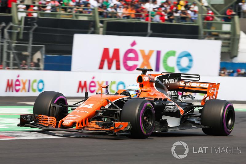 8: Fernando Alonso