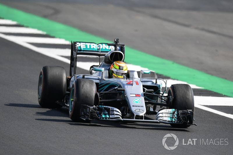 Mercedes-Benz F1 W07 Hybrid