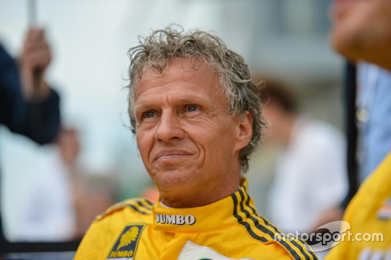 #29 Racing Team Nederland Dallara P217: Jan Lammers
