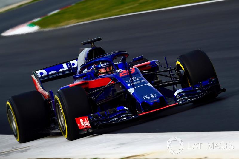 7e : Toro Rosso STR13