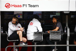 Ayao Komatsu, Ingeniero Jefe de Carrera, Haas F1 Team