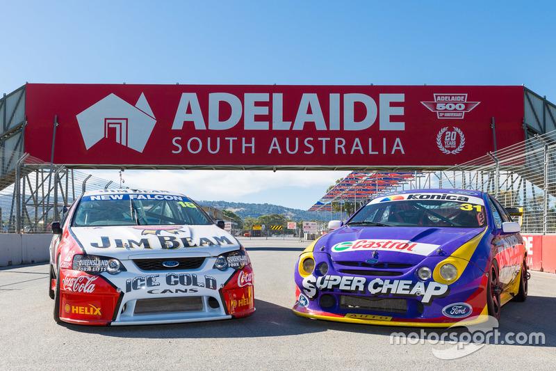Ventesimo anniversario della Adelaide 500
