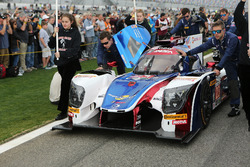 Car of #23 United Autosports Ligier LMP2: Phil Hanson, Lando Norris, Fernando Alonso