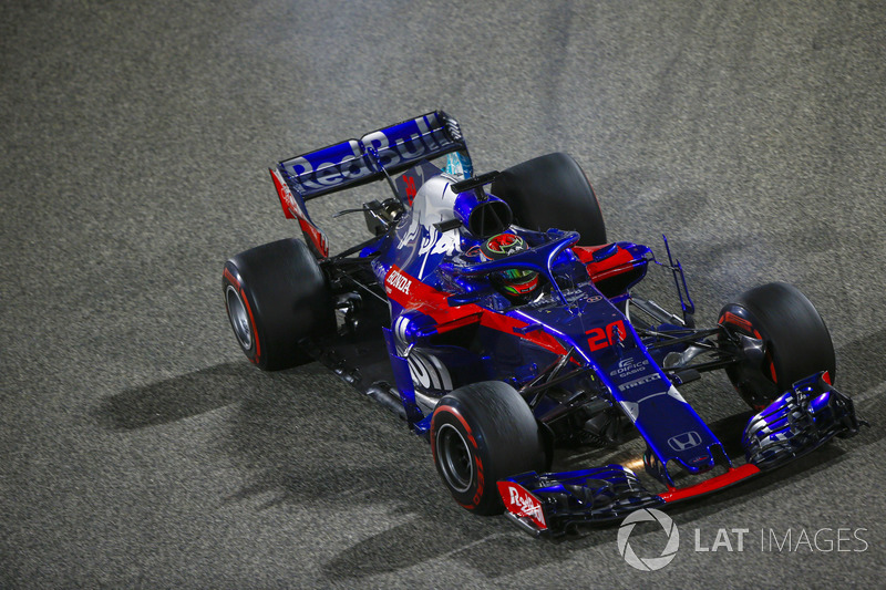 17e : Brendon Hartley (Toro Rosso)