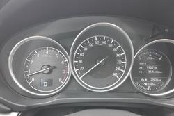 Споживання палива CX-5 в місті