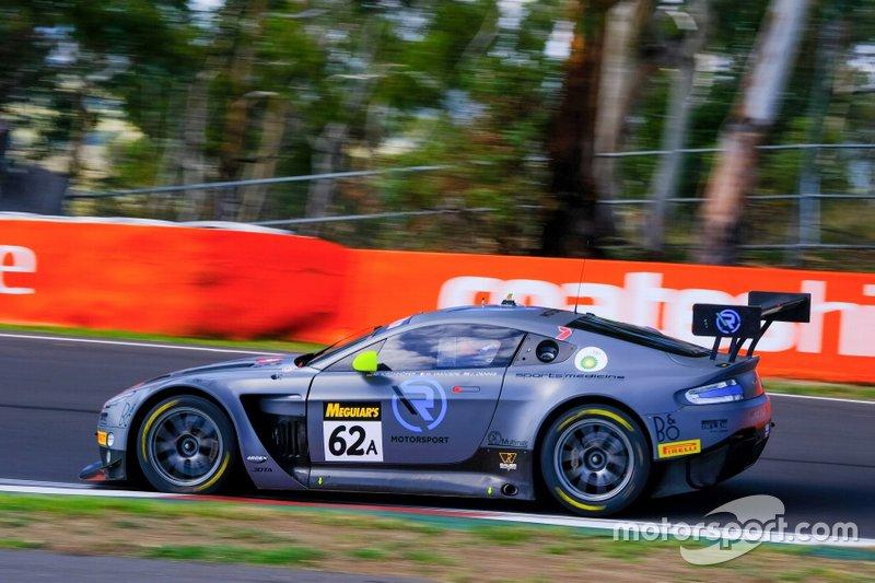 2. #62 R-Motorsport Aston Martin Vantage GT3: Jake Dennis, Matthieu Vaxiviere, Marvin Kirchhöfer