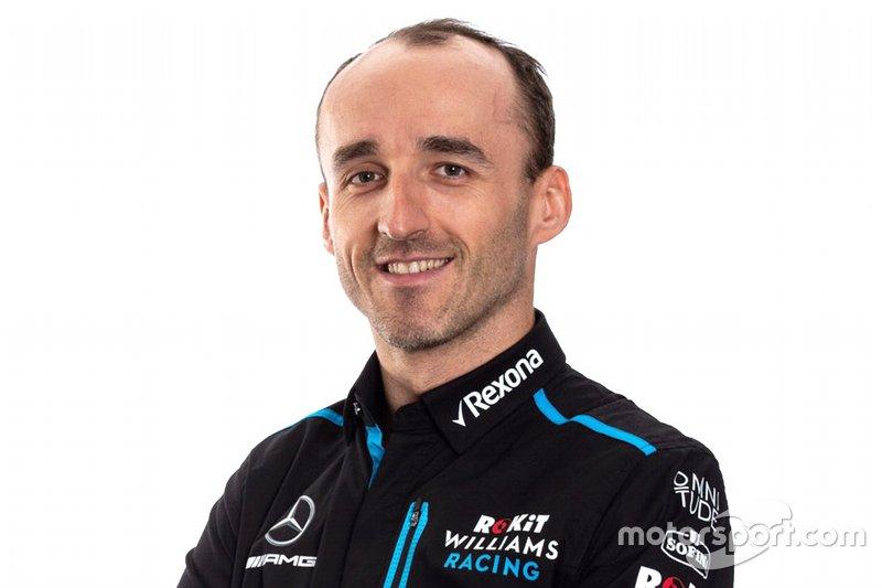 2019 - Robert Kubica, Williams