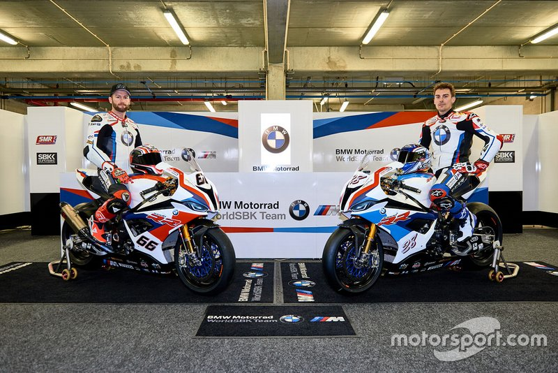 Tom Sykes, Markus Reiterberger, BMW Motorrad WorldSBK Team