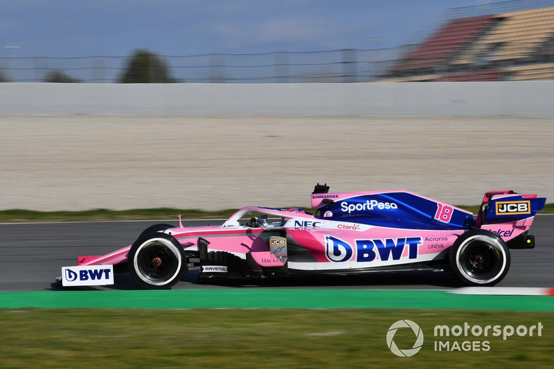 Lance Stroll, SportPesa Racing Point F1 Team RP19