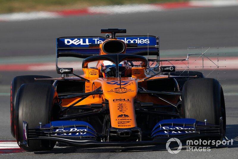 McLaren MCL34 - 882 oy