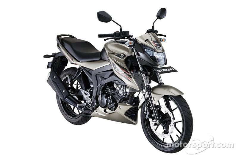 Suzuki GSX150 Bandit (Gold Doff)