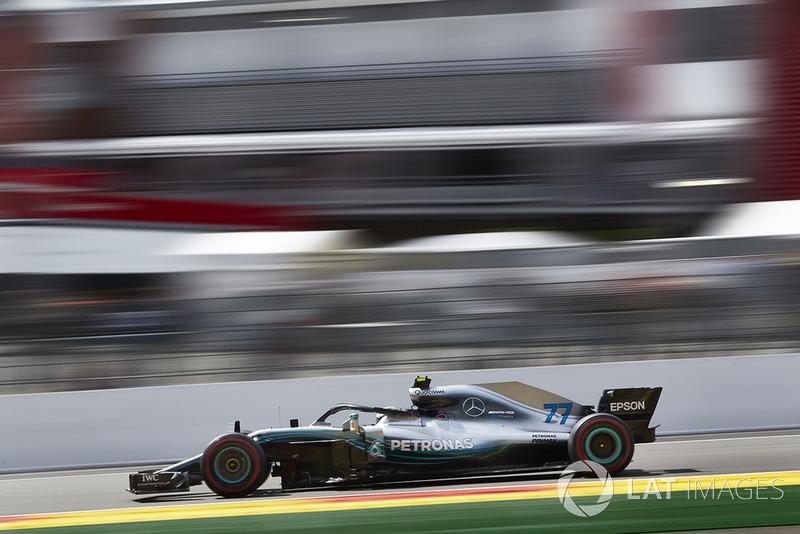 Gran Premio de Bélgica-Valtteri Bottas