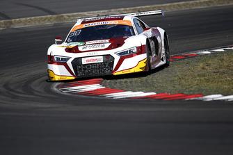 #5 Phoenix Racing Audi R8 LMS: Philip Ellis, Max Hofer